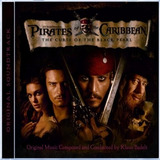 Cd Piratas Do Caribe Maldição Do Pérola Negra [import]